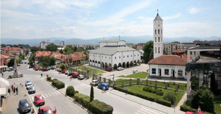 Ulica u Vranju