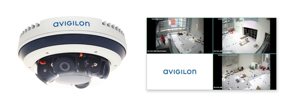 Avigilon-nova-multisensor-video-nadzor-kamera