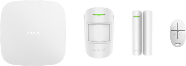 Alarmni-Sistem-AJAX-SYSTEMS-White