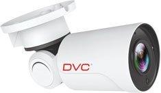 Bela duguljasta dvc kamera za video nadzor