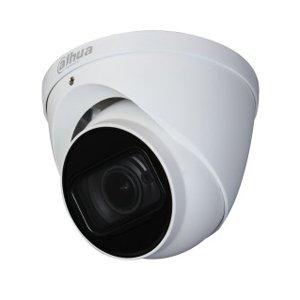 Bela okrugla kamera za video nadzor