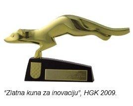 nagrada zlatna kruna za inovaciju