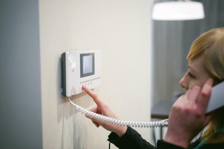 Interfon unutrašnja jedinica
