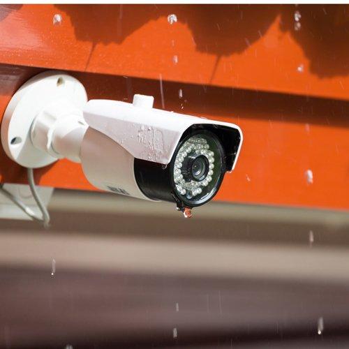 Kamera otporna na kišu