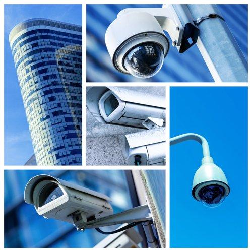 Objektivi i uglovi kamere za nadzor